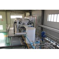 Buy cheap High Efficiency Waste Plastic And Tyre Pyrolysis Plant GS CE SGS Approval product