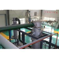 Buy cheap Normal Pressure Waste Plastic Pyrolysis Machine Mini Pyrolysis Plant 10 Tons - 500 Tons product