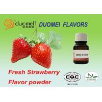 Buy cheap Fresh True Juicy Strawberry Food Flavouring Liquid 1 Year Shelf Life product