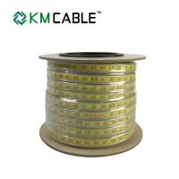 Buy cheap Well Depth Water Level Measuring Tape , 9.8mm PE Coating Ruler Water Indicator from wholesalers
