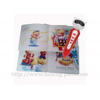 Buy quality Touch Baby Cognition Book Reading Pen Inspiring Creativity / Imagination at wholesale prices