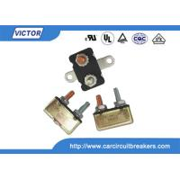 Buy cheap High Voltage Bimetal Thermostat Switch ,  Automatic Circuit Breaker Manual product