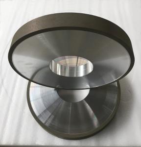 Flat CBN Grit Abrasive Resin Bond Grinding Wheel , 150mm Diamond Grit Grinding Wheel