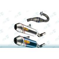 Buy quality For motorcycle using gr1 gr2  exhaust seamless titanium pipe at wholesale prices