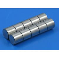 Buy cheap Single Crystal Cast Alnico Magnet , Alnico 9 Crystal Magnet Used in Dectector OEM product