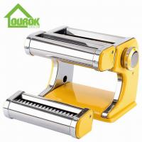 China Manual Noodle Making Machine With Pasta Roller /Noodle Machine /Spaghetti Maker /Manual Pasta Maker on sale