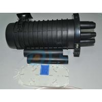 Buy cheap 96 Cores Dome Joint Fiber Splice Closure For Higt Strength Polypropylene from wholesalers