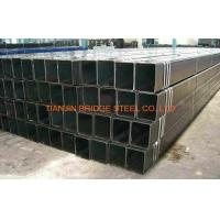 Buy cheap Q195 - Q235 , ST37-2, SS400 Square Hollow Section Steel Tube For Structure Pipe product