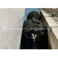 China Hollow Rubber Sea Guard Fenders , Marine Boat Fenders For Docks Jetty on sale