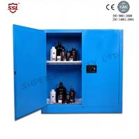 Buy quality Laboratory Chemical Storage Cabinets For lab use, acid and dangerous storage at wholesale prices