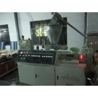 Buy cheap Easy Operation Plastic Profile Production Line PLC Control System High Output product