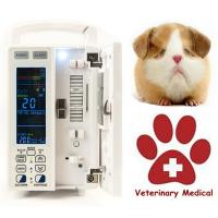 Buy quality JYM Veterinary Infusion Pump JSB-1200 certificated by CE, ISO at wholesale prices