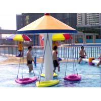 Buy cheap Kids' Hanging Chair Fiberglass equipment , Water Park Customized Fiberglass from wholesalers