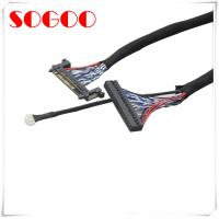 Buy cheap Custom Cable Assemblies 2.0mm Lvds Connector Hirose DF11 Cable Assembly from wholesalers