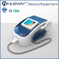Buy quality Portable Diode Laser Hair Removal 808nm Beauty Equipment for clinic/spa/salon at wholesale prices