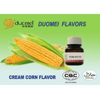 Buy cheap Corn Ice Cream Flavors Artificial Food Grade Liquid Pg Based Flavoring product