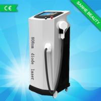 Buy quality Semiconductor 808nm Diode Laser Hair Removal Machine Non-Invasive Treatment at wholesale prices