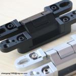 Chrome 180 degree 3D Adjust Concealed Universal door hinges
