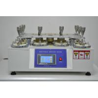 Buy cheap T Martin Date Abrasimeter , Testing The  Wearing Resistance , Pilling Degree Of Textiles product