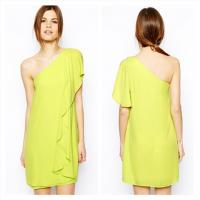 Buy cheap One Shoulder Womens Cocktail Dresses from wholesalers