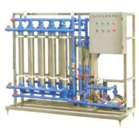 Buy cheap Silver Stainless Steel Water Purifying Machine 2 - 35 ºC 10000 Liter Capacity product