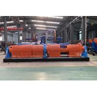 Buy cheap Professional Steel Wire Rope Stranding Machine PN500 6 Bobbin Tubular Strander product