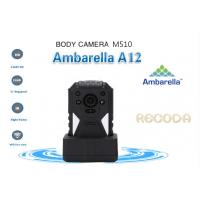 Buy cheap Police Wearable 4G Body Camera Night Vision Camera With WIFI GPS product