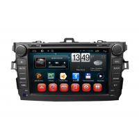 Buy cheap Toyota GPS Navigation Corolla Android Car DVD Player SWC TV Bluetooth Radio USB SD product