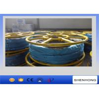 Buy cheap Anti Twisting Flexible Steel Wire Rope / Braided Steel Rope 1000m Standard Length product