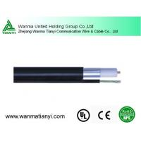 Buy cheap 500 Trunk coaxial cable with messenger from wholesalers
