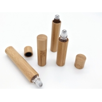 Buy cheap Roll On 8ml 0.27oz Bamboo Cosmetic Containers product