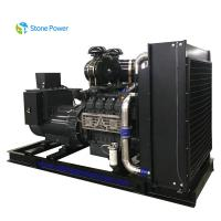 Buy cheap 550KW 688KVA Open Type Diesel Generator With Engine HC12V132ZL-LA1A from wholesalers