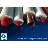 Buy cheap Insulation Air Conditioner Rigid Copper Pipe with 275 Mpa Ultimate Strength product