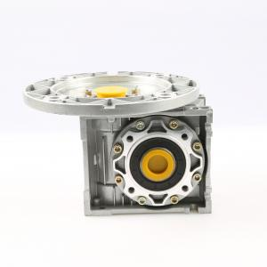 Buy cheap Reduction Ratio 1:60 Worm Gear Motor product