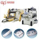 Buy cheap Electric Eye Loop Control Power Press Decoiler Straightener Feeder Width 1300mm product