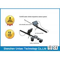 Buy cheap Black Under Vehicle Inspection System For Hotel / Exhibition Center Security Check product