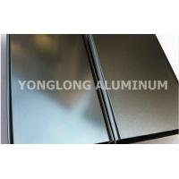 Buy cheap Polished Coated Aluminum Window / Door Frame Profile T5 , T6 Temper product