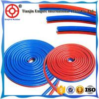 Buy cheap OXYGEN AND ACETYLENE HOSE RED AND GREEN TWIN WELDING HEAT RESISTANT product
