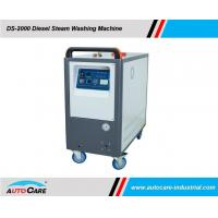 China Steam Car Washing Machine with Diesel Power Supply/ Mobile steam washer with good price on sale