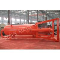 Buy cheap ZYQ1200 Liquid Gas Separator use to provide pre-degassing to gas cut drilling from wholesalers