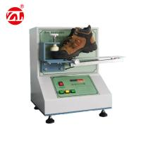 China Shoe Rigidity Testing Machine ,  Bending Resistance Angle Of 45 Degrees on sale