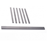Buy cheap ISO Approved HRA92.9 2000mm Blank Cemented Tungsten Strips from wholesalers
