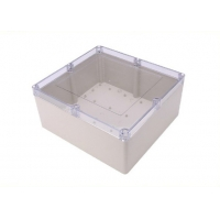 Buy cheap Electronic Project 300*280*140mm Clear Lid Enclosures product