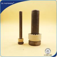 Buy cheap ISO 13918 Weld Studs For Stud Welder SWRCH15A Material Plain Finish product