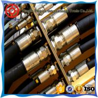 Buy cheap HYDRAULIC HOSE 3/8 INCH HEAT RESISTANT HIGH PRESSURE MADE IN CHINA product