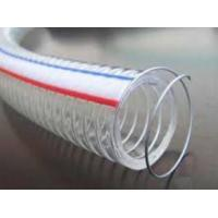 Buy cheap Cheap oem heavy duty super flexible pvc steel wire hose made in china product
