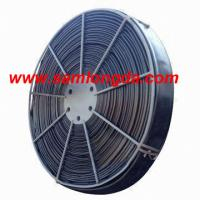 Buy cheap China TPU Layflat Hose with High Pressure (660FT/roll), black color product