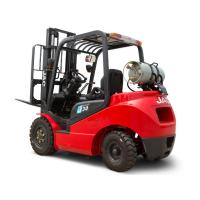 Buy cheap Gas Powered LPG Forklift Trucks 3500KGS Load Capacity 3m - 6m Lift Height product