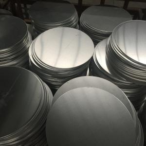 Buy cheap Anodized Aluminum Blank Metal Disc , Aluminium Circles For Utensils product