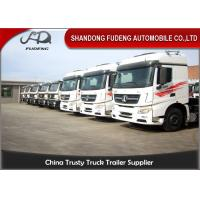 Buy cheap 6 X 4 Drive Type Tractor Head Trucks 480hp Noth Benz ND42500B34J7/1202 product